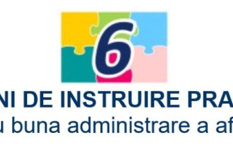 6 sesiuni de instruire practică pentru buna administrare a afacerii