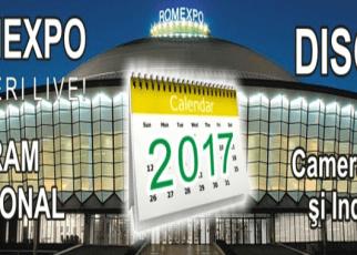 Camera de Comerț Iași acordă discount-uri pentru participarea la târgurile și expozițiile organizate de Romexpo