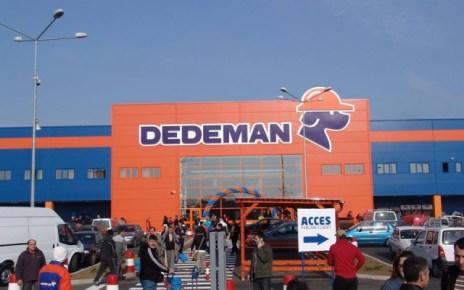 Dedeman a deschis cel mai mare magazin de bricolaj din Iași