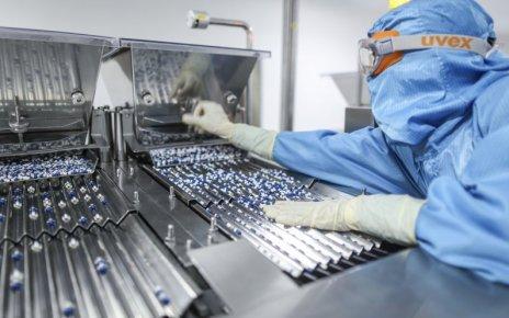 Antibiotice Iași, pe locul doi la producția de medicamente din România