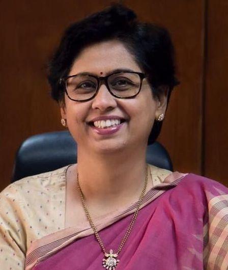 Vasudha Mishra UPSC Secretary