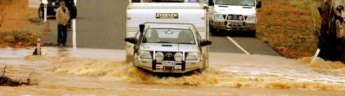 driving in flood conditions