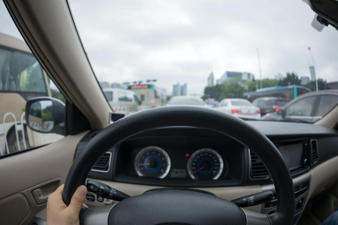 Stop Idling Your Car While You Wait