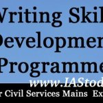 IAS MASTER 2017: UPSC DAILY ANSWER WRITING WITH REVIEW