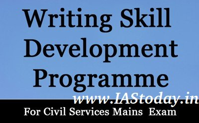 IAS MASTER 2017- UPSC MAINS ANSWER WRITING FEB-18