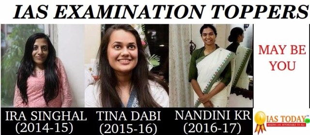 UPSC IAS Toppers motivation