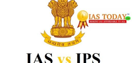 IAS v/s IPS
