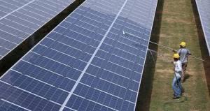 Solar project india