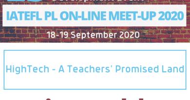 TIMETABLE 2020 IATEFL POLAND