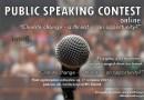 Public Speaking Contest 2021 – eliminacje w Krakowie 10.06