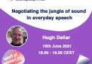 Negotiating the jungle of sound in everyday speech – a webinar by Hugh Dellar