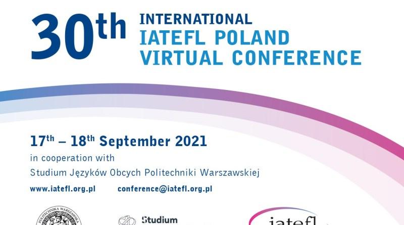 PARTNERS 30th INTERNATIONAL IATEFL POLAND Virtual Conference