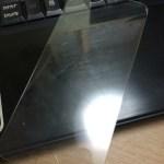 ガラスフィルムが役に立った! iPhone6の画面修理