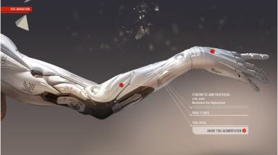transhumanisme cyborg Deus Ex cyber