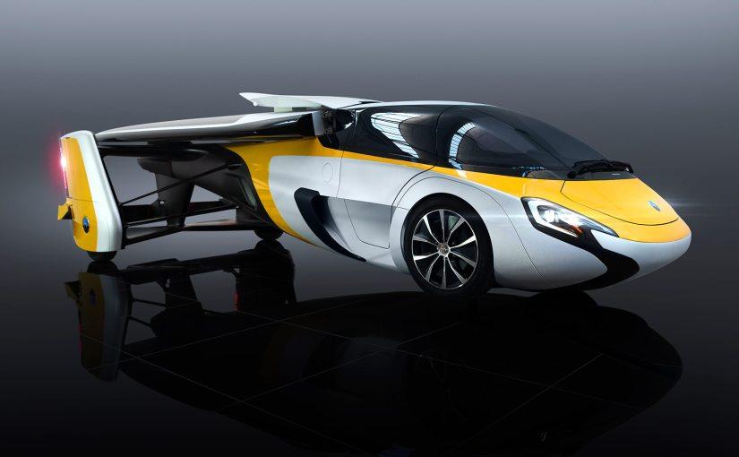 La voiture volante d'Aéromobil pourrait être commercialisée à partir de 2017