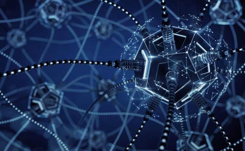Un neurone artificiel simulant les fonctions d'un neurone biologique