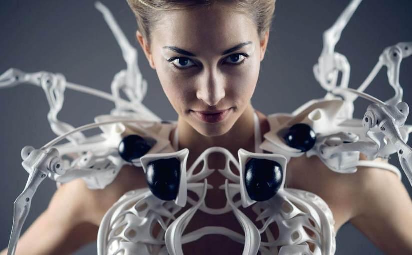 Anouk Wipprecht designer fashiontech !