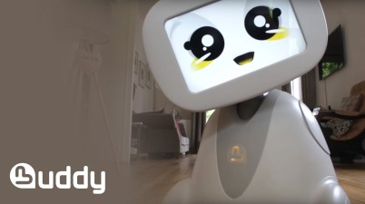bluefrog-robot-buddy