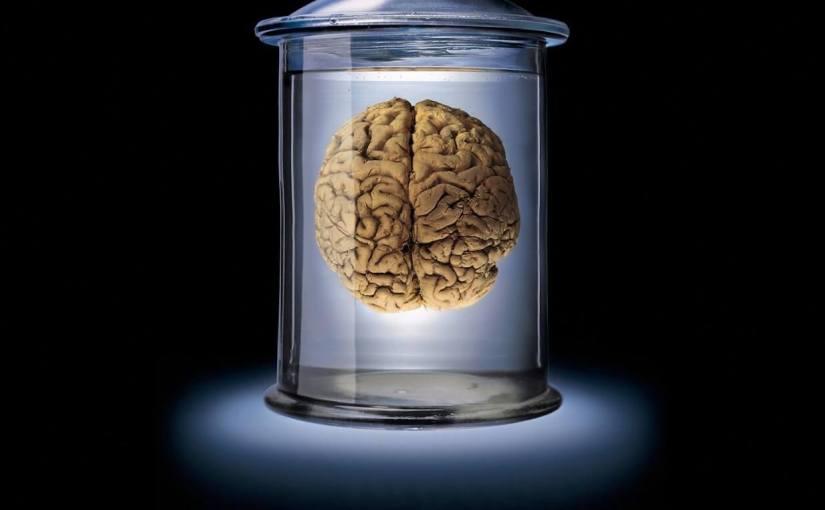 La pensée n'est pas dans le cerveau !