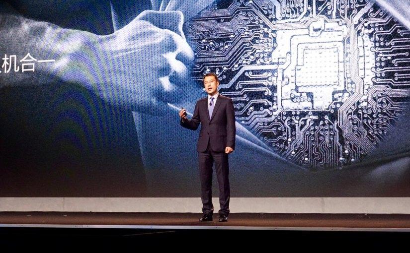 Huawei se prépare aux chefs suprêmes robots et à la communication avec les morts