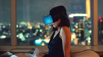 réalité augmenté vr réalité virtuelle AR