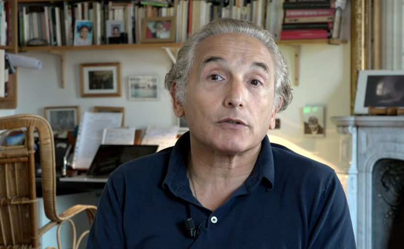 """Miguel Benasayag a présenté son dernier ouvrage """"Cerveau augmenté, homme diminué"""" à la Maison de l'Amérique Latine"""