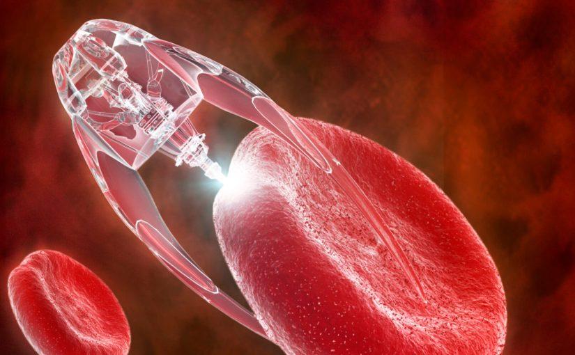 Des micro-robots télécommandés sont maintenant disponibles pour les interventions chirurgicales