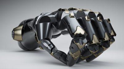 bras bionique h+