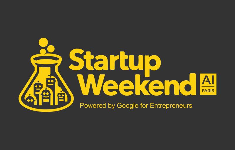 Paris accueille le premier Startup Weekend Intelligence Artificielle