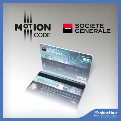 Carte Bancaire Cryptogramme Dynamique.La Societe Generale Propose Une Carte Visa Dotee D Un