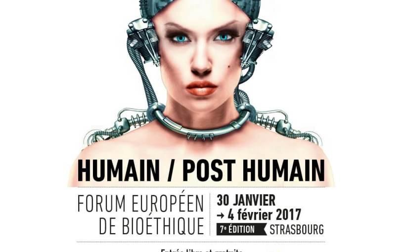Diffusion en direct du Forum Européen de Bioéthique FEBS 2017