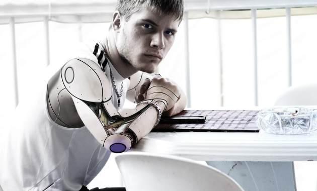 transhumanisme, cyborg, prothèse