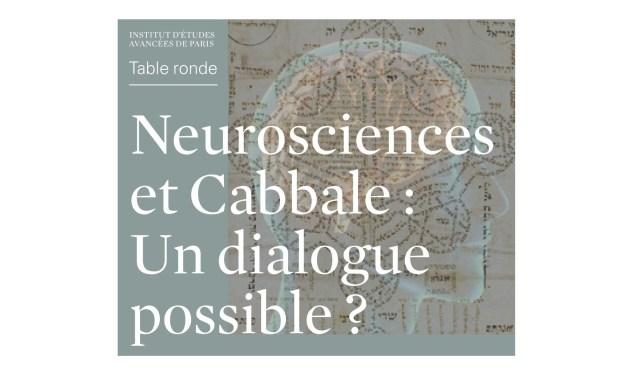 Neurosciences et Cabbale Un dialogue possible--