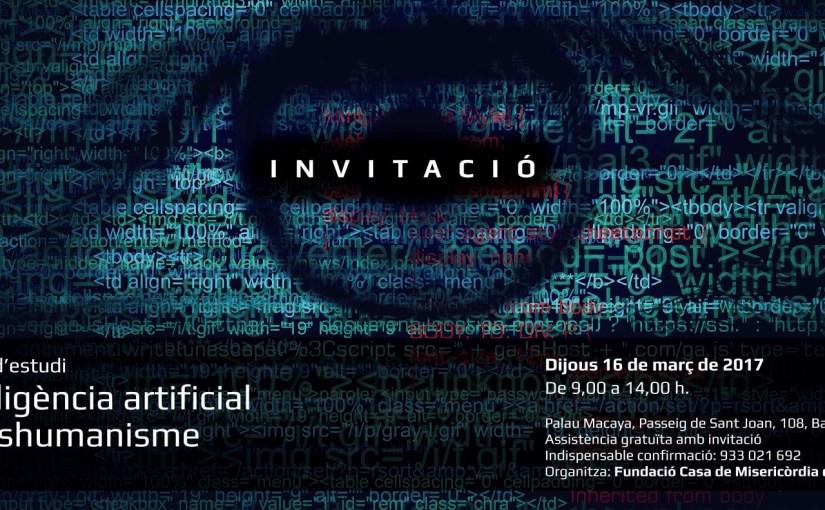 Séminaire: Intelligence Artificielle et Transhumanisme (v.o. esp.)