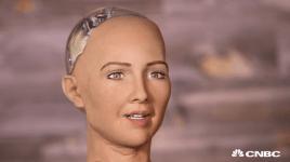 intelligence artificielle Sophia, le robot de Hanson Robotics