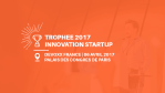 Résultats du trophée de l'innovation Pitch Startups 2017