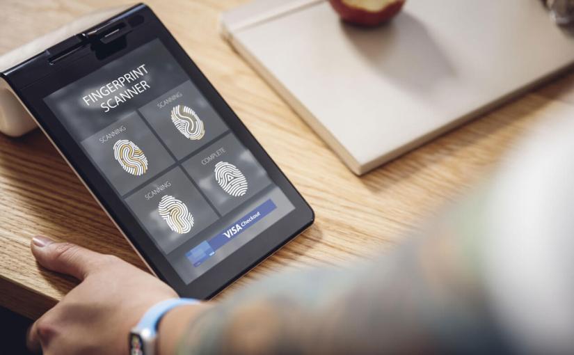 Visa annonce un projet pilote pour les cartes de paiement biométriques