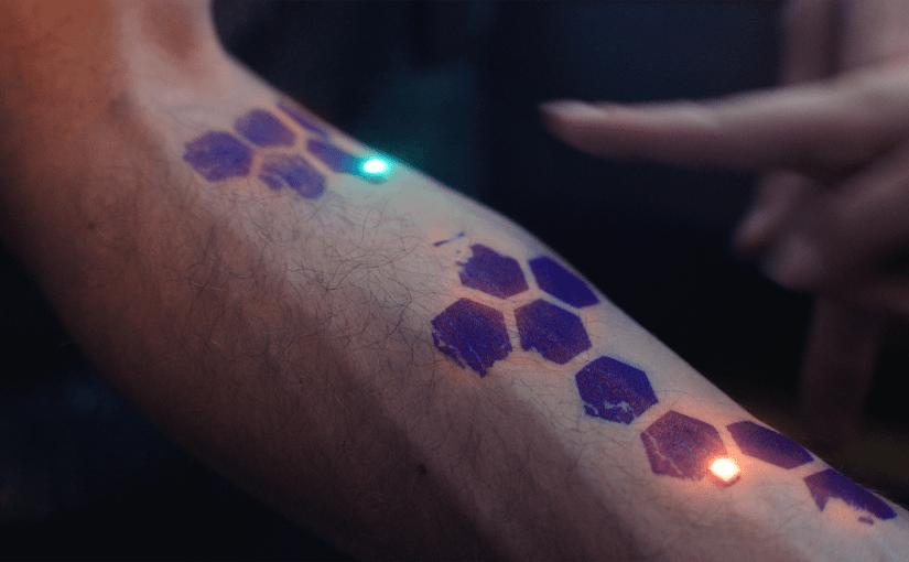 Comment les tatouages électroniques vont changer le monde