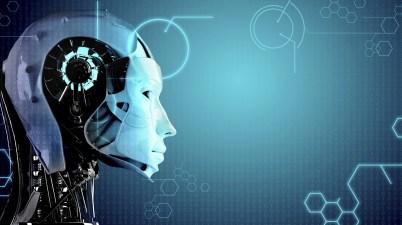 ia Artificial-Intelligence robot ia