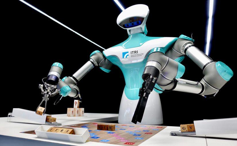 Vidéo : L'avenir est à la robotisation