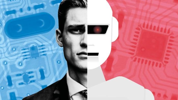 Intelligence artificielle quand l'homme coexiste avec des robots