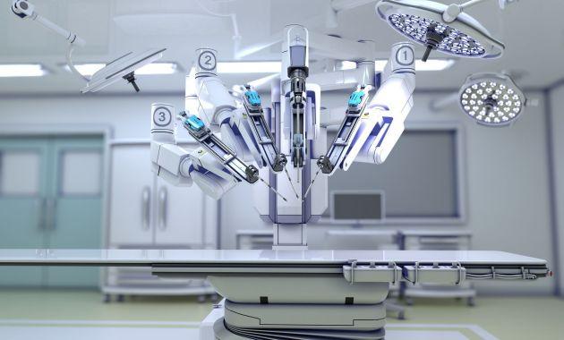 Robot-santé chirurgical robot chirurgical robotique médicale robot médical