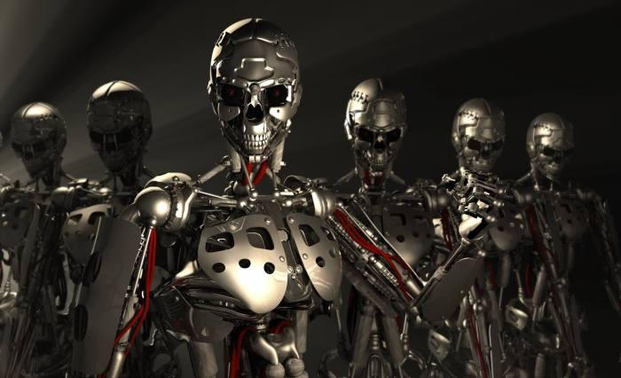 Terminator Robots tueurs