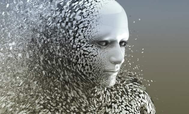 artificial intelligence ia ia ai abstract intelligence artificielle