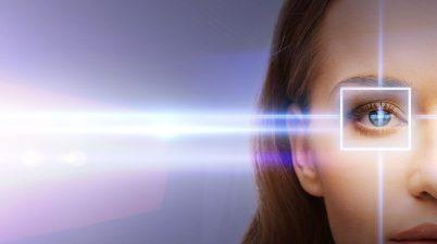 bionic oeil iris femme
