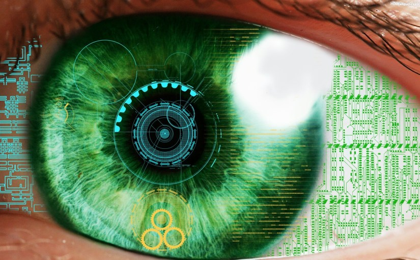 """Un système de reconnaissance d'Iris pouvant vous identifier """"à distance"""""""