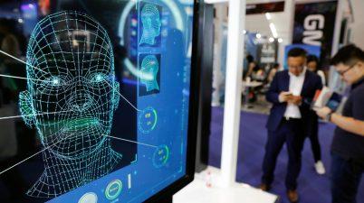facial-recognition reconnaissance faciale biométrie