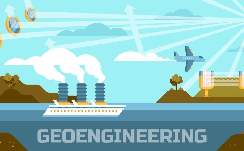 Géo-ingénierie : les apprentis sorciers du climat