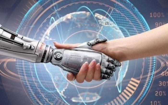 ia intelligence artificielle robotique