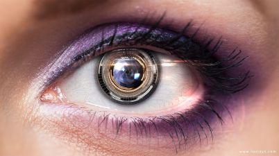 iris bionic oeil